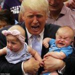 Trump Big Baby