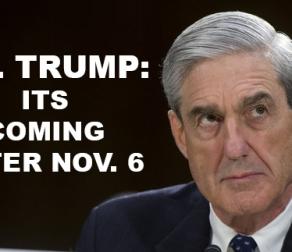 DOJ Announcements From Mueller In November