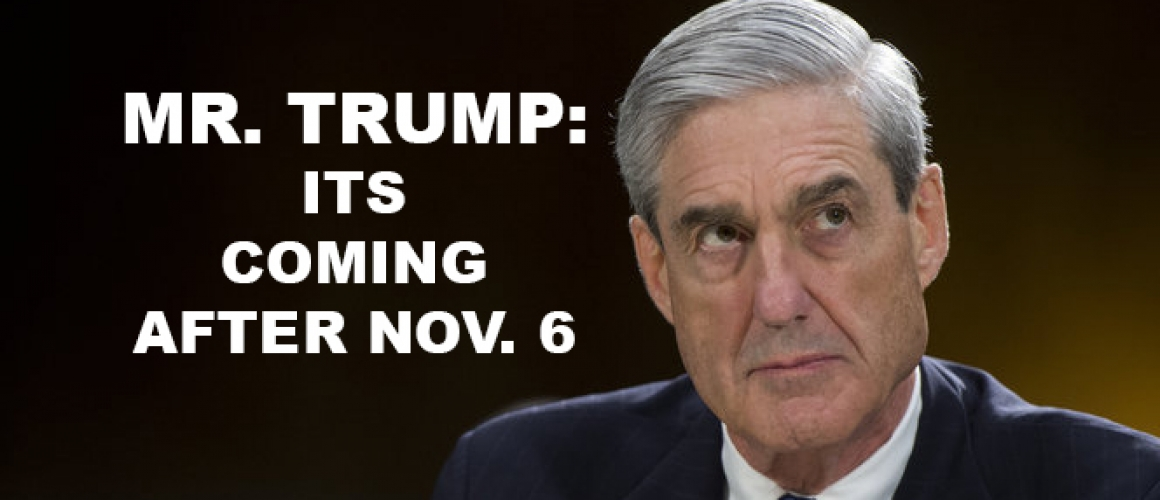 DOJ Announcements From Mueller In November