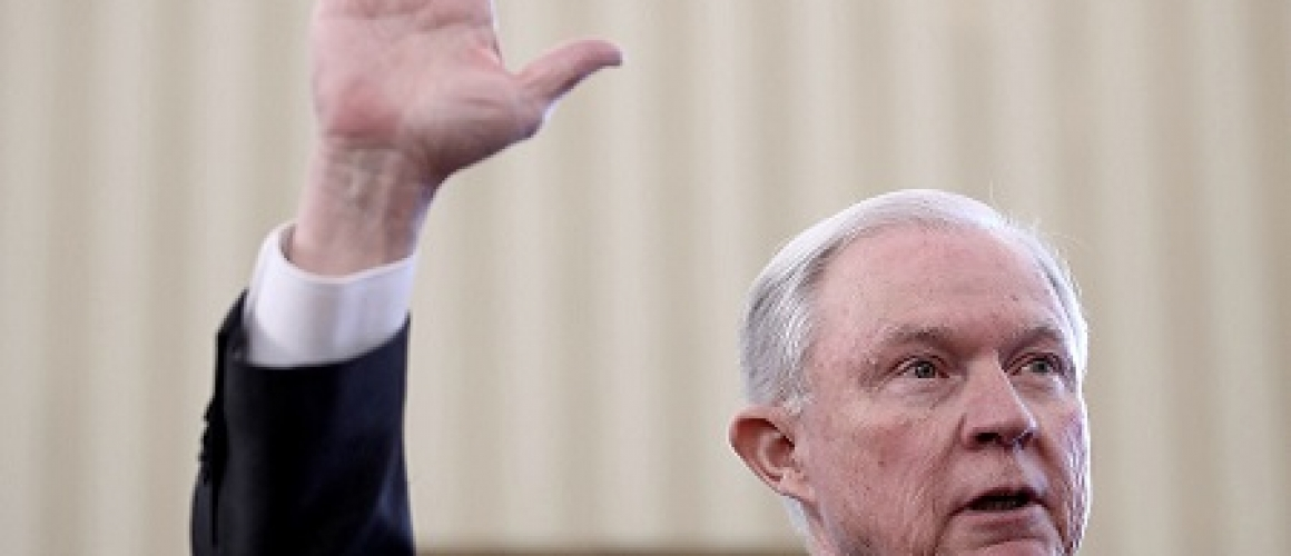 Jeff Sessions – Attorney General for how long?