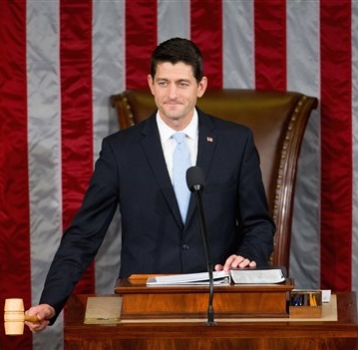 Paul Ryan – Today's Glib Gaveller
