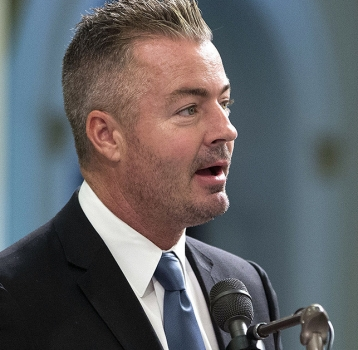 Breitbart Boosts Travis Allen On Facebook
